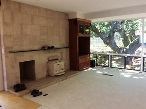 Before | Family Room