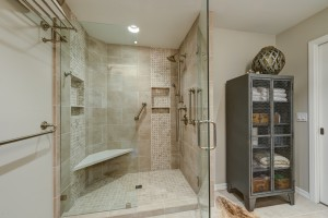 After | Master Bathroom