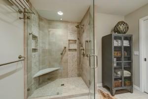 After | Master Bathroom
