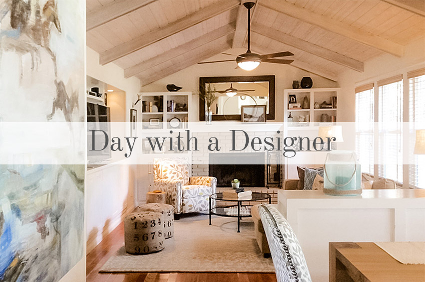 Day with a Designer - Susy McBride Design, LLC