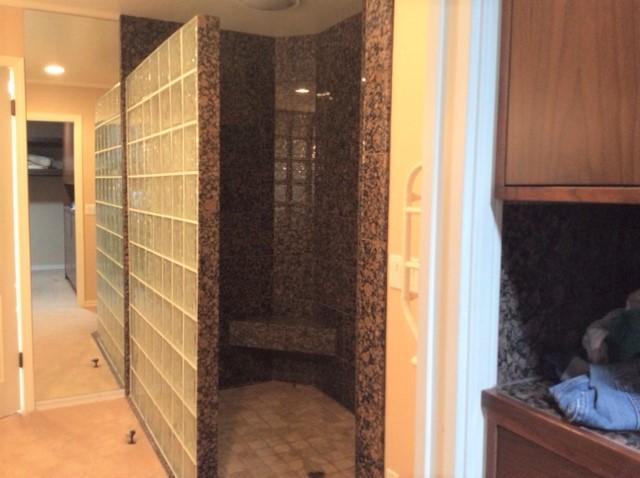 Before | Master Bathroom ...