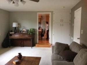 Before   Family Room