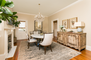 Formal Dining Room - Charleston SC