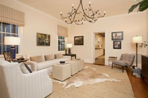 Family Room - The layered look - Charleston SC