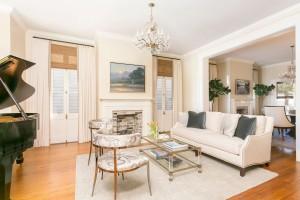 Living Room Parlor- Charleston SC