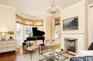 Living Room Parlor -Charleston SC